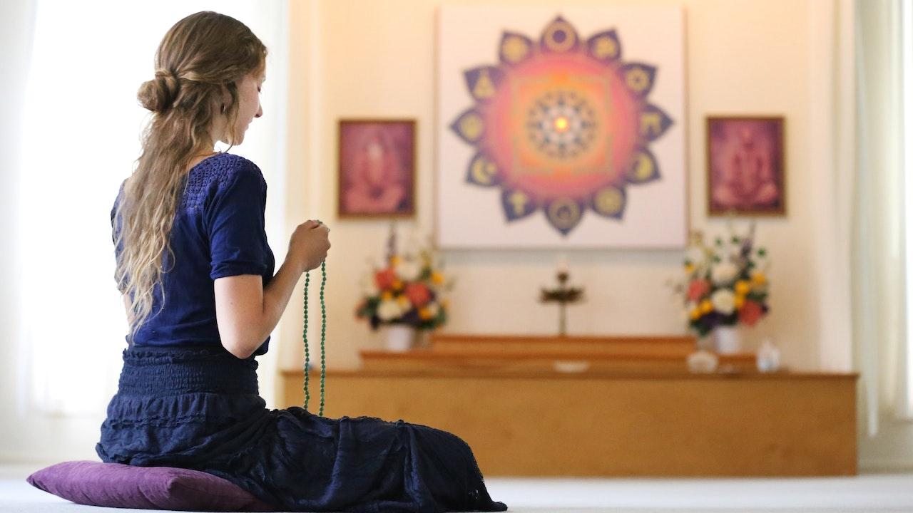 Integral Yoga Meditation
