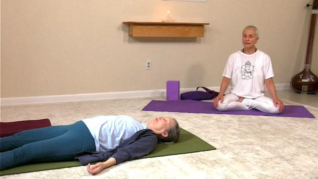 Hatha Yoga - Level 1 with Satya Greenstone - Class 3