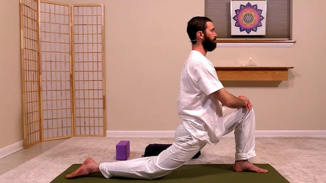 Hatha Yoga - Level 2 with Zac Parker - Class 3