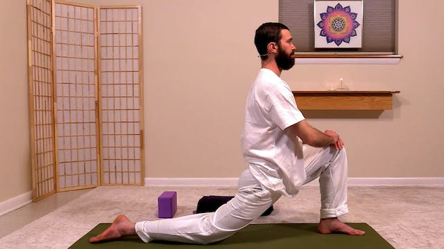 Hatha Yoga - Level 2 with Zac Parker ...