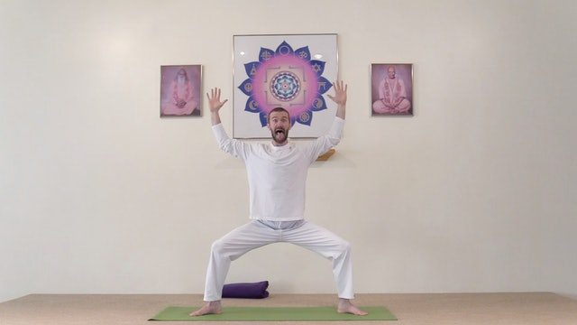 Hatha Yoga - Level 2 with Zac Parker - Class 1