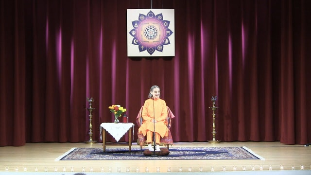 Yama Part 1: Introduction to Yama, Ahimsa with Swami Karunananda