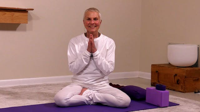 Gentle Yoga with Satya Greenstone