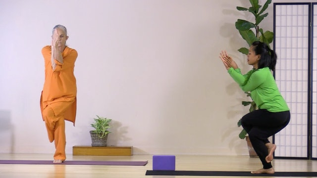 Hatha Yoga - Mixed Level with Saci Murphy - Class 5