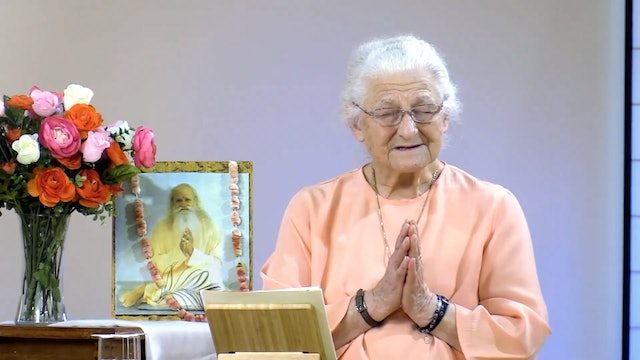 Bhakti Yoga: Love is the Answer Part 4 with Mataji