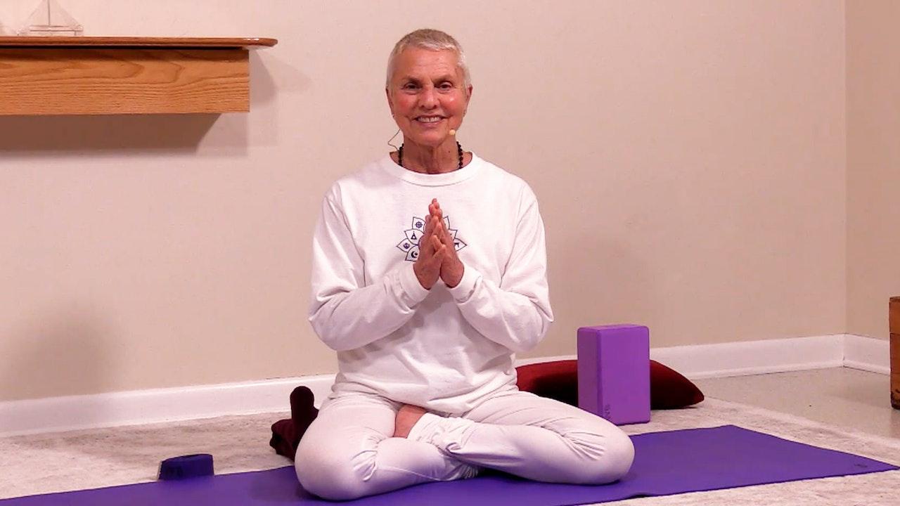 Hatha Yoga with Satya Greenstone