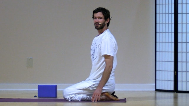 Hatha Yoga - Level 2 with Zac Parker - Class 2