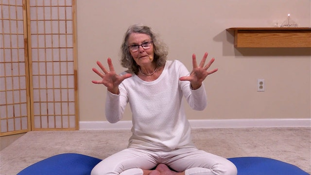 Joint Freeing Series with Hope Mell - a 30-min. practice
