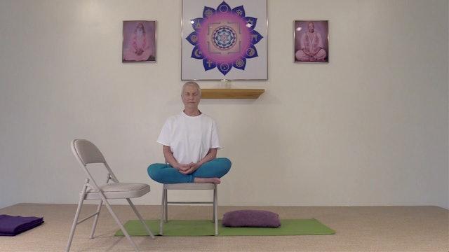 Yoga Nidra with Satya Greenstone