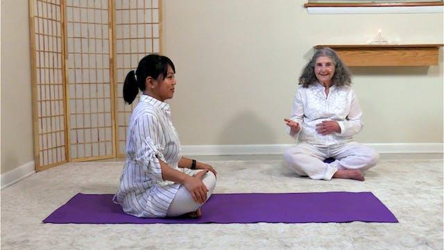 Hatha Yoga - Level 1 with Rev. Kumari...