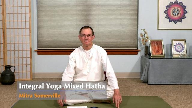 Hatha Yoga - Gratefulness - Mixed Level with Mitra Somerville