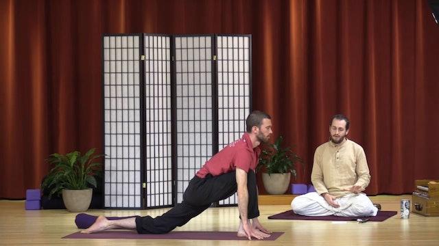 Hatha Yoga - Mixed Level with Narada Williams
