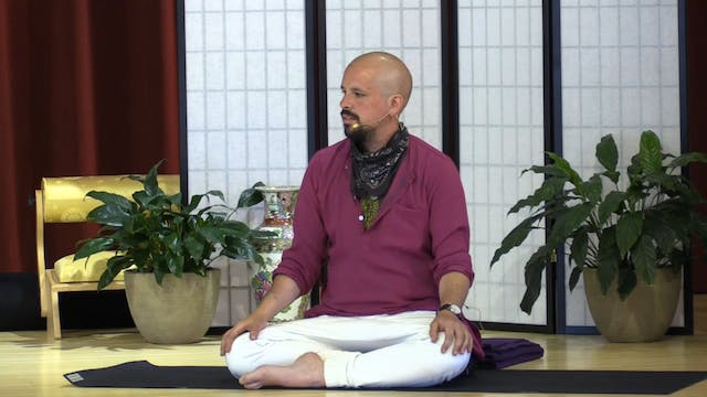 Hatha Yoga - Level 1 with Devendra - ...