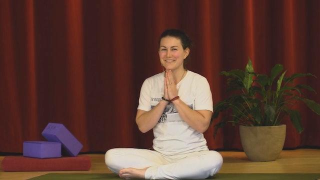 Hatha Yoga with Anandi Williams