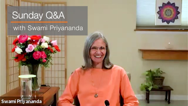 What Binds Us, What Liberates Us? - Q&A with Swami Priyaananda