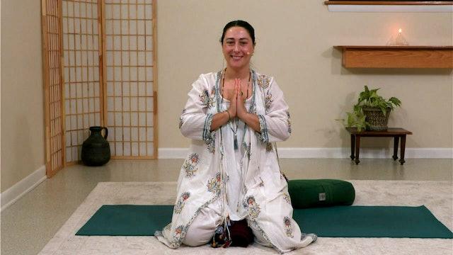 Hatha Yoga - Mixed Level with Malati Kurashvili - Class 3