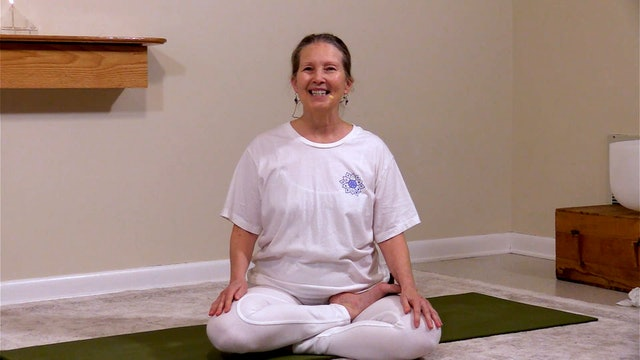 Hatha Yoga - Mixed Level with Sridevi Jones - Class 1