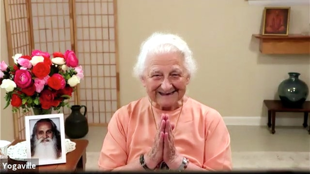Honor the Teachers in Your Life! - Q&A with Mataji