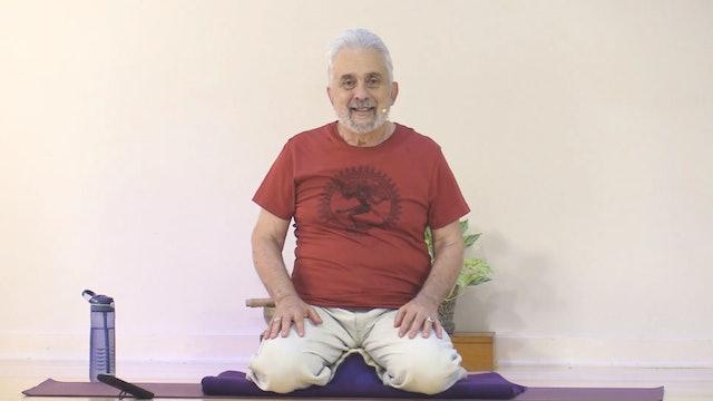 Hatha Yoga with Atman Fioretti