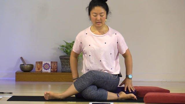 Gentle Yoga with Rukmini Ando - Class 6