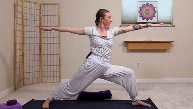 Hatha Yoga - Mixed Level with Alex Ishwari - Class 1