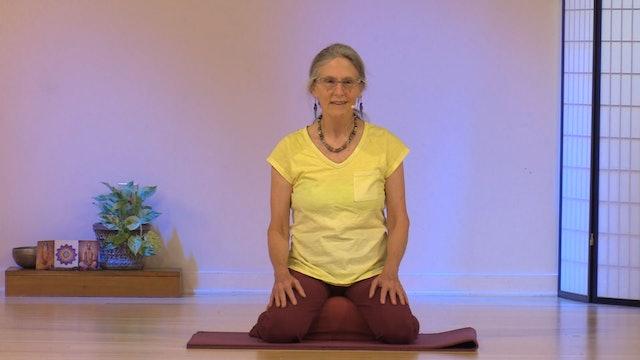Yoga Nidra with Dhivya Berthoud