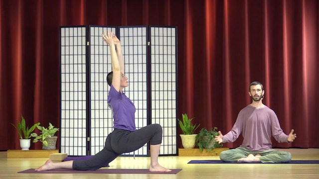 Hatha Yoga - Mixed Level with Zac Parker - Class 2