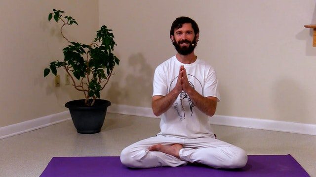 Hatha Yoga - Level 3 with Zac Parker - Class 1