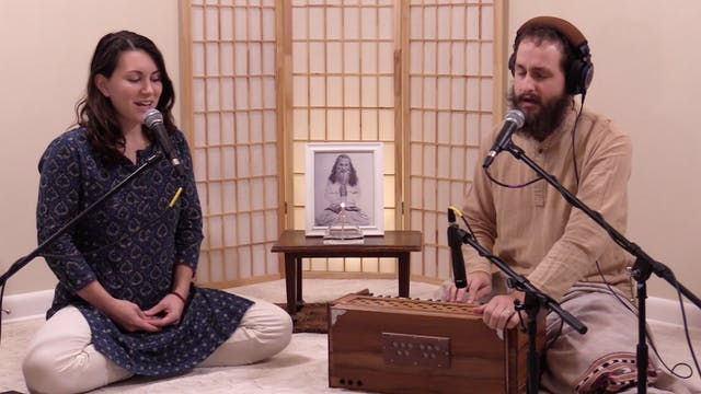 Jayanti Guru Chant