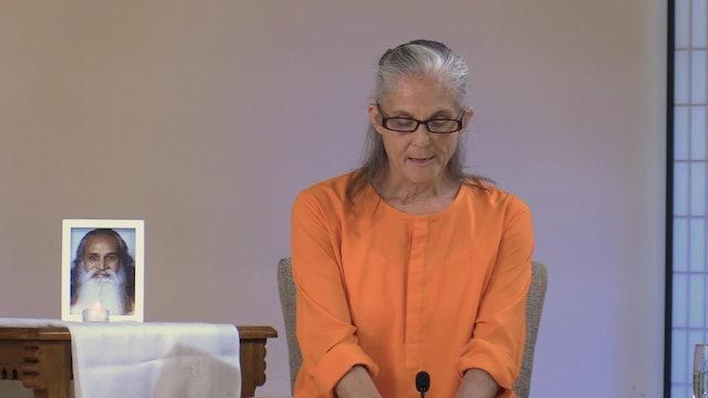 Experienced Pranayama with Swami Arivananda