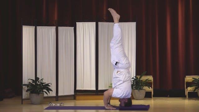 Hatha Yoga - Level 2-3 with Krishna H...