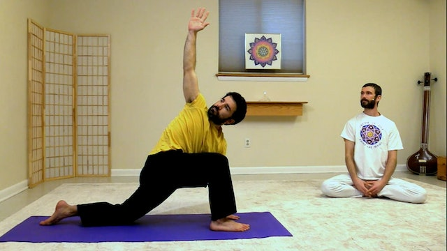 Hatha Yoga - MIxed Level with Zac Parker - Class 6