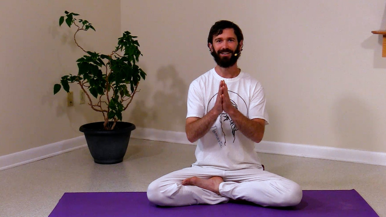 Hatha Yoga with Zac Parker