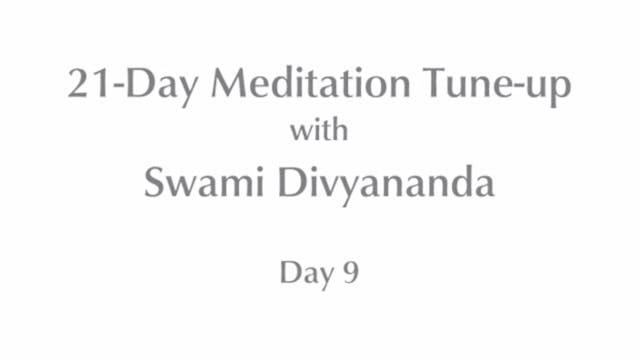 21-Day Mediation Tune-up: Day 9 with ...
