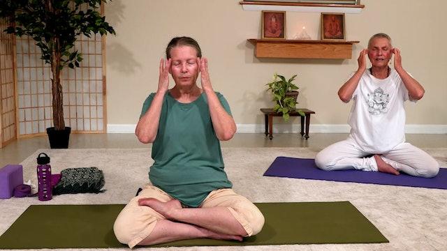 Yoga Asanas to Prepare for Meditation with Satya Greenstone