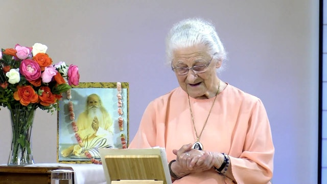 Bhakti Yoga: Love is the Answer Part 2 with Mataji