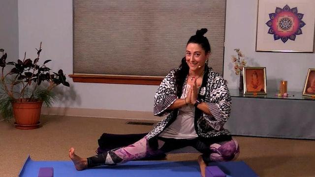 Hatha Yoga with Malati Kurashvili
