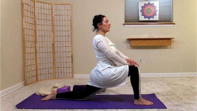 Hatha Yoga - Level 1 with Malati - Class 1