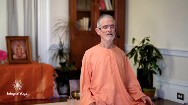 Yoga's Practical Wisdom part 2 with S...