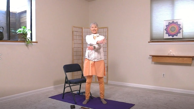 Foundations of Integral Yoga - Adaptive Pranayama with Swami Vidyananda