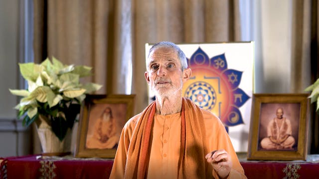 Creating a Path with Heart with Swami...