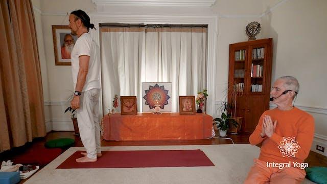 Hatha Yoga - 60-min Mixed Level with ...