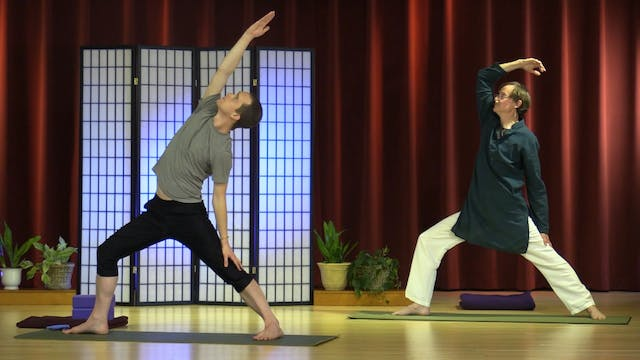 Hatha Yoga - Mixed Level with Mitra S...