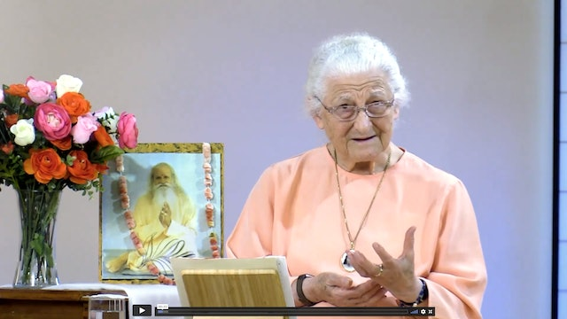Bhakti Yoga: Love is the Answer Part 3 with Mataji