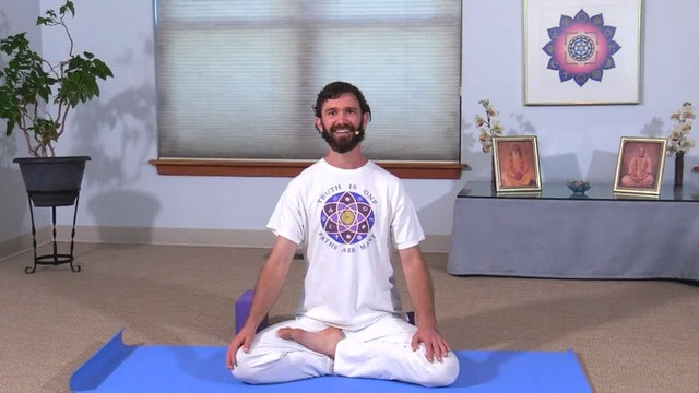 Hatha Yoga - Mixed Level with Zac Parker - Class 5
