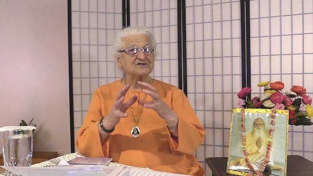 Let Your Heart Sing with Mataji