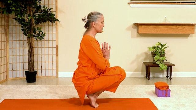 Hatha Yoga - Level 2: Balancing Effort & Ease with Saci Murphy