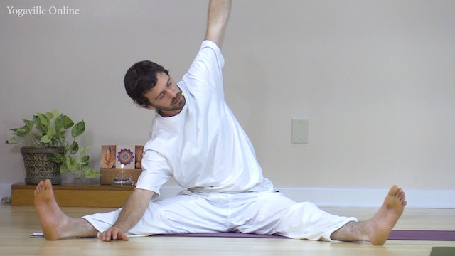 Hatha Yoga - Mixed Level with Zac Parker - Class 4