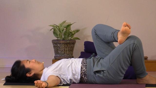 Gentle Yoga with Rukmini Ando - Class 5
