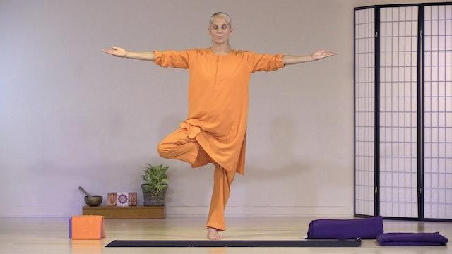 Hatha Yoga - Mixed Level with Saci Murphy- Class 6